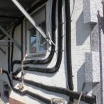 Zentrale Wohnraumbe-und entlüftung mit Wärmerückgewinnung